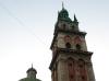 Башня Корнякта в ансамбле Успенской церкви