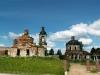 Батран. Церковь Святой Екатерины, колокольня и Богоявленская церковь