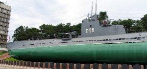 10058  300x225 memorialnaya podvodnaya lodka c 56 02 Мемориальная подводная лодка С 56