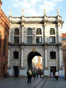 10118  225x300 zolotye vorota gdansk 02 Золотые ворота (Гданьск)