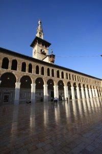 10859  225x300 mechet omeyadov 03 Мечеть Омейядов в Дамаске