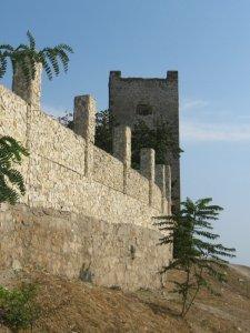 10957  225x300 genuezskaya krepost kafa 01 Генуэзская крепость Кафа