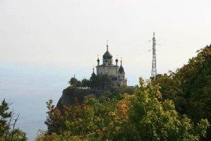 1415  300x225 forosskaya cerkov 08 Форосская церковь