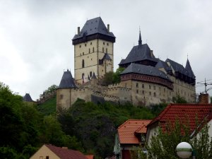4620  300x225 zamok karlstejn 02 Замок Карлштейн (Karlstejn castle)