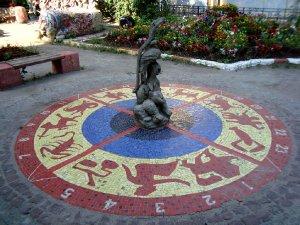 6182  300x225 mozaichnyj dvorik 25 Мозаичный дворик