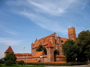 7235  300x225 zamok tevtonskogo ordena v malborke 03 Замок Тевтонского ордена в Мальборке
