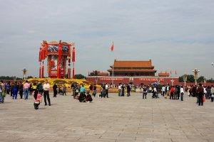 9026  300x225 ploshad tyananmen 09 Площадь Тяньаньмэнь