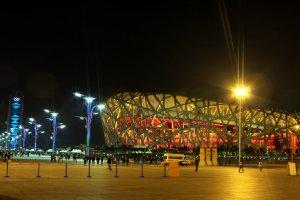 9153  300x225 olimpijskij stadion v pekine 07 Олимпийский стадион в Пекине