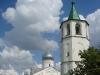 Церковь Дмитрия Солунского с колокольней