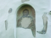 Церковь Иоанна на Опоках. Фрагмент фрески