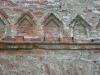 Церковь Благовещения на Торгу. Фрагмент кладки