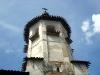 Церковь Михаила Архангела и церковь Благовещения на Торгу. Общая колокольня