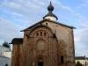 Церковь Параскевы Пятницы на Торгу. Главный вход