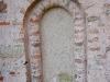 Церковь Параскевы Пятницы на Торгу. Фрагмент кладки