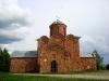 Церковь Спаса на Ковалеве. Западный притвор