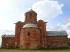 Церковь Спаса на Ковалеве. Апсида