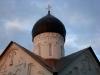 Купол церкви Спаса Преображения на Ильине