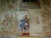 Церковь Святой Троицы. Фреска спасение утопающего Петра