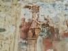 Церковь Святой Троицы. Фрагменты фрески беседа Иисуса с самаритянкой