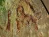Церковь Святой Троицы. Фреска коронование Пресвятой Богородицы