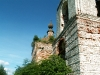 Церковь Святой Троицы в Дмитриевском