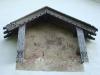 Церковь Троицы в Ямской слободе. Фрески на фасаде