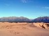 Чарские пески и горы