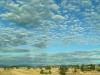 Чарские пески. Небо