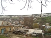 Чуфут-Кале. Вид на поселок