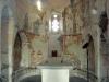 Церковь Спаса на Нередице. Роспись алтаря