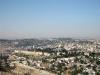 Панорама города. Вид на долину Кедрон