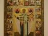 Икона Святой Никола с житием, XVI век из Боровичей