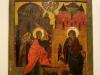 Икона Благовещение, XVII век