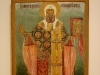 Икона Св. Моисей Новгородский, XVII-XVIII век из Шимского района