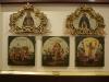 Настолпные иконы, иконы страстного чина, XVIII век из Антониева монастыря