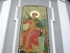 Екатерининский Собор. Фреска на стене