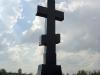 Екатерининский Собор. Крест на месте захоронений Спасского женского монастыря