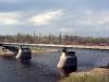 Екатерининский Собор. Вид на реку Луга