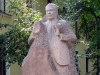 Феодосия. Памятник А.Р. Довженко
