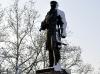 Флотский бульвар. Памятник адмиралу Макарову С.О.
