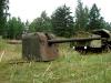 Форт Красная Горка. Железнодорожная артиллерийская установка