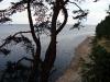 Форт Красная Горка. На берегу Финского залива