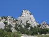 Гора Кошка. Вид со стороны Голубого залива