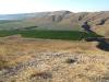 Гора Кучук-Енишар. Вид на гору Узун-Сырт