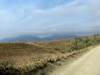 Дорога на горе Кучук-Енишар