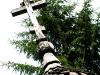Гора Маура. Деревянная часовня