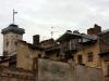 Городская ратуша Львов. Вид со дворов