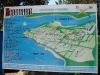 Херсонес. Карта заповедника