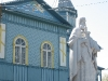 Храм Архистратига Михаила. Памятник Петру Могиле
