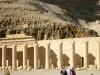 Храм царицы Хатшепсут. Колоннада